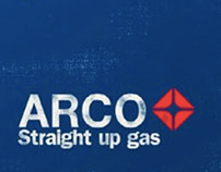 Arco: Straight Up Gas Repositioning Campaign