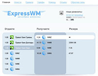 New design for ewm.in.ua