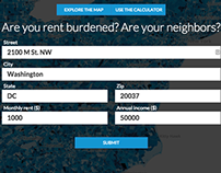 Rent Burden High in Low- and High-Cost Metros Alike