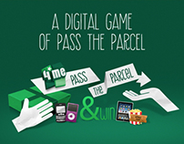 A Digital Game of Pass The Parcel