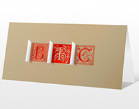 BBC Christmas Card ( © Blast Design )