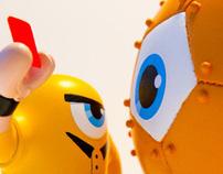 Sketchball & Refbot