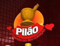 Banner Temperos Pilão