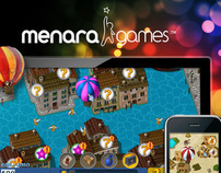 Menara Games Website
