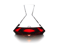 Sempli | Monti Wine Decanter