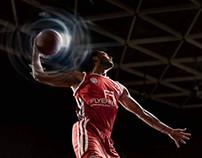 FC Bayern Basketball Fanposter