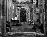 Cambodia | Angkor Wat | Negative