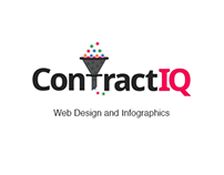 ContractIQ - Web Design & Infographics