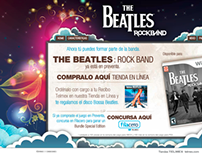 Landing The Beatles Rockband - Telmex