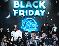 BLACK FRIDAY - LIKE ENTRETENIMENTO