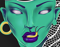 O que seria da Medusa sem suas serpentes?