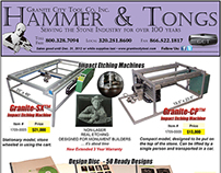 Monument End Of Year Deals - Granite City Tool Flyer