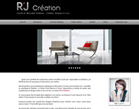 Site web rjcreation.com