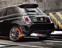 Fiat Race Facebook App / 2012