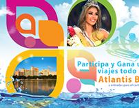 Landing Sorteo Master Card Miss Universe 2009