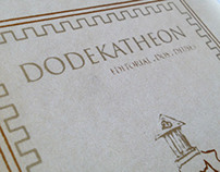 Dodekatheon - Editorial dos Deuses