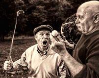 Mysticism of Golf