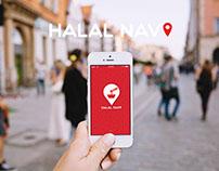Halal Navi App