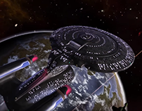 Star Trek Timelines Ship Battle Video