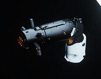 COLLB-ASSA concept gun