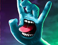 The Screaming Hand
