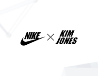Nike - AirMax 360 HIGH X KIM JONES