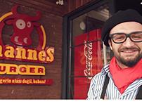 Ohannes Burger | Online Reklam Filmi