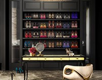 Luxury Closets That Look Like A Million Bucks