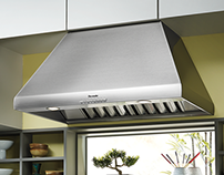 Thermador Pro Chimney Hood