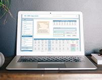 VVS Web App Graphic Design