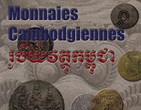 Monnaies Cambodgiennes