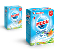 MOON PACKAGE DESIGN
