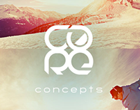 Core Concepts Apparel Logo