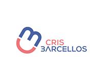 Cris Barcellos - Logotipo
