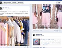 New Bohemia Social Media Campaign 8/2012-2/2013