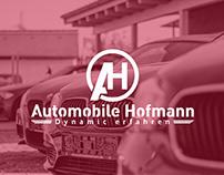 Automobile Hofmann - Rebranding