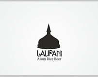 Branding : Local Assamese Beer - LAUPANI
