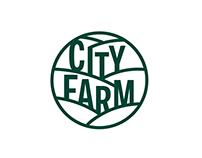 CityFarm (Organic Product Branding)