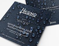Herno | SS2016 Visual development