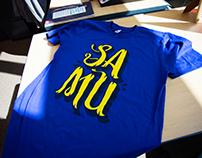 SAMU Shirt Design 2016