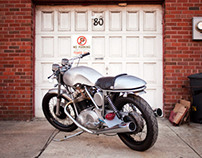 NORTON 850 MK2 COMMANDO CUSTOM
