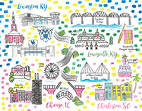 Maps by Christy