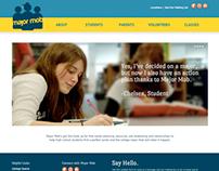 Major Mob, a student web project
