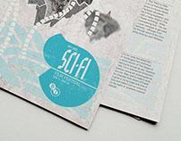 BFI Sci-Fi Film Festival Brochure