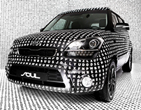 KIA Art Car