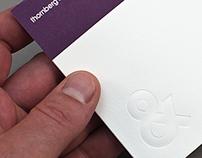 Thornberg & Forester Identity Redesign