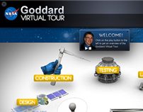 NASA Goddard Virtual Tour