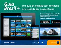Aplicativo iOS e Android - Guia Brasil +
