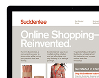 Suddenlee Shopping Website