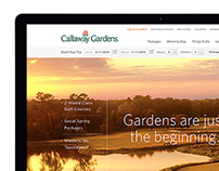 Callaway Gardens Resort Website